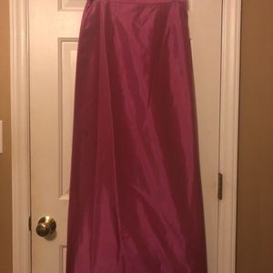 David's Bridal Dresses - David's Bridal 2pc bridesmaid dress.
